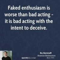 Bad Acting quote #2