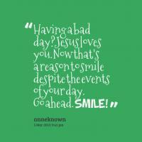 Bad Days quote #2