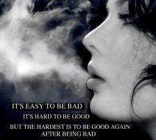 Bad Girl quote #2