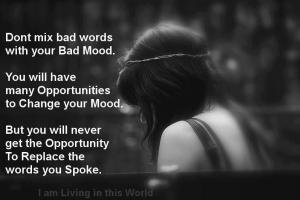 Bad Mood quote #2