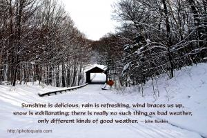 Bad Weather quote #2