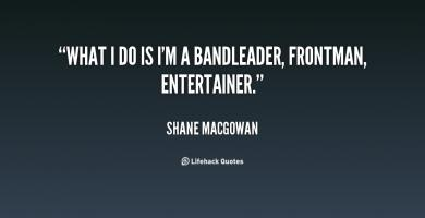 Band Leader quote #2