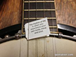 Banjo quote #1