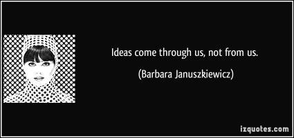 Barbara Januszkiewicz's quote #5