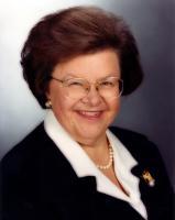 Barbara Mikulski profile photo