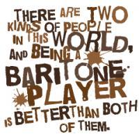 Baritone quote #1