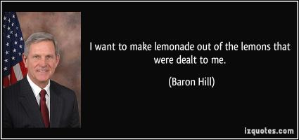 Baron Hill's quote #1