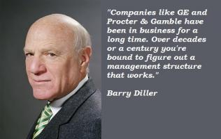 Barry Diller's quote
