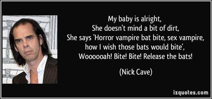 Bat quote #3