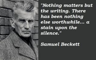 Beckett quote