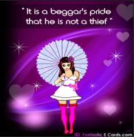 Beggars quote #1
