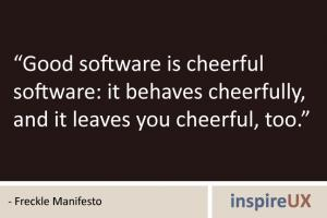 Behaves quote #1