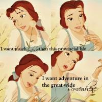 Belle quote #2