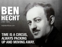 Ben Hecht's quote