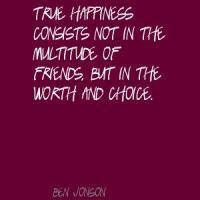 Ben Jonson's quote