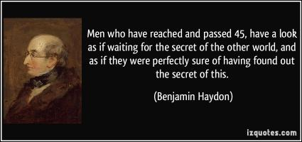 Benjamin Haydon's quote #3