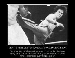 Benny quote #2