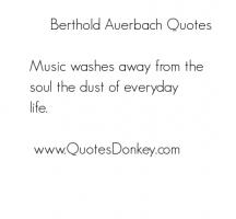 Berthold Auerbach's quote #2