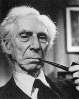 Bertrand Russell profile photo