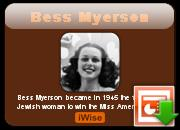 Bess Myerson's quote #6