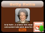Betty Rollin's quote #1
