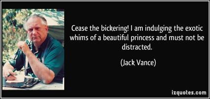Bickering quote #2