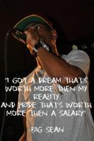 Big Sean's quote