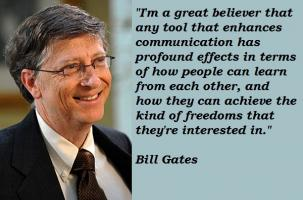 Bill Gates quote #2