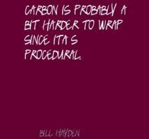 Bill Hayden's quote