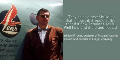 Bill Lear's quote #1
