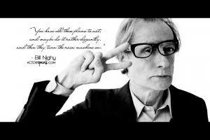 Bill Nighy's quote