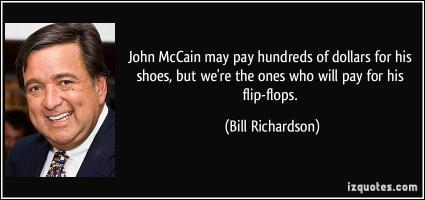 Bill Richardson's quote