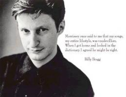 Billy Bragg's quote