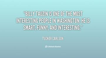 Billy Tauzin's quote