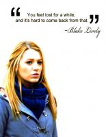Blake Lively's quote