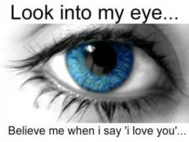Blue Eyes quote #2