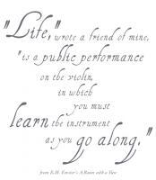 Blushing quote #1