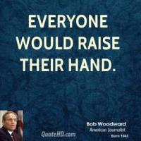 Bob Woodward's quote