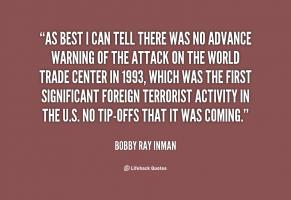 Bobby Ray Inman's quote #4