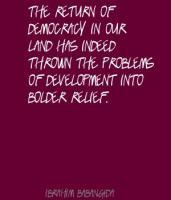 Bolder quote