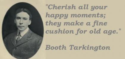 Booth Tarkington's quote #3