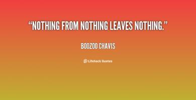 Boozoo Chavis's quote