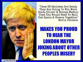 Boris Johnson's quote