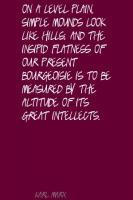 Bourgeoisie quote #2