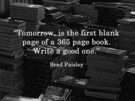 Brad Paisley's quote