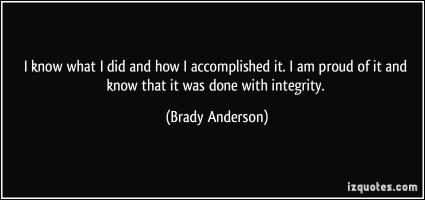 Brady Anderson's quote #3