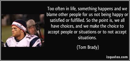 Brady quote #1