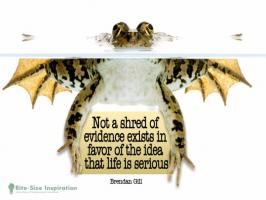 Brendan Gill's quote #2