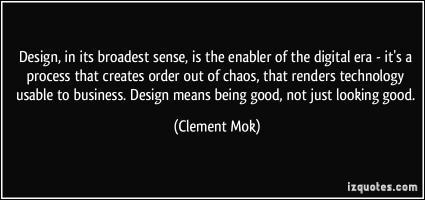 Broadest Sense quote