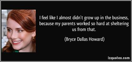 Bryce Dallas Howard's quote #5